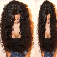 Wholesale Wet Wavy Full Lace Wigs Brazilian Full Lace Human Hair Wigs For Black Women Gluless Lace Front Wigs With Baby Hair