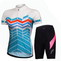 Wholesale Professional women cycling jerseys set quick dry sportswear bicycle clothing XS XL top jersey or short set bike clothes