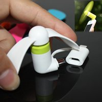 Wholesale Mini USB Fan in for Iphone Android Smart Phone Port Micro USB Mobile Phone Portable Super Mute Cooler Cooling Fan Multi Function