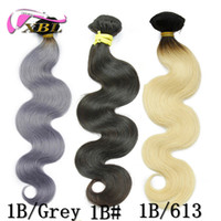 Cheap Ombre Peruvian Hair Weave Best Ombre Hair