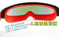 Wholesale 2016 Antifog Waterproof Swimming Goggles Children Kids Adults Alien Diving Glasses Prescription Goggles Best Swim Goggles