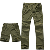 Wholesale man outdoor Ultralight thin camping hiking quick dry men breathable leisure climbing man straight UV pants travel trousers