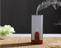 Wholesale Newest USB Car Aromatherapy Mini Air Ultrasion Humidifier Essential Oil Electric Aroma Diffuser Purifier