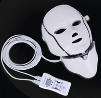 Wholesale Hot new product IPL light therapy Skin rejuvenation led neck mask with colors for home use