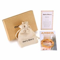 amber teething bracelet - Raw Baltic Amber Teething Bracelet for Baby Lemon Raw Inches Gift Box
