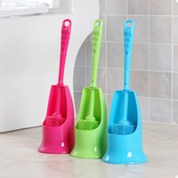Wholesale Pc Creative Multi Directions Toilet Brush Washing Room Groove Cleaner Brush