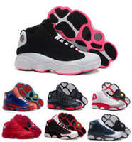 b q - Retro Women Red Black Basketball Shoes Authentic Q Cheap Girl s Outdoor Sport Trainer Shoes Online Retail Online
