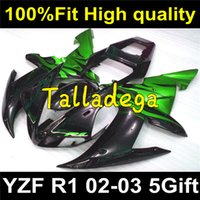 Wholesale Plastic Body Fairing Set For YAMAHA YZF R1 Body Fairing Kit Y