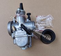 Wholesale OKO mm PWK flat slide performance carburetor for Scooter JOG DIO GY6 RTL250 CR80 CR85R CR125 NSR50 NSR80 DT100
