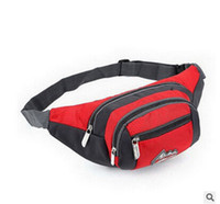 Wholesale Running multifunction Bodypack male outdoor sports and leisure waterproof bag theft