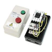 ac magnetic starter - On Off Switch Non Reversing Type Phase Motor Magnetic Starter V AC Coil HUEB K