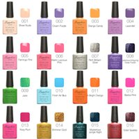Wholesale Sapphire Diamond Nail Gel colors Top Coat Top it off Base Coat Foundation for UV Gel Polish Best ml high quality