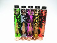 american made products - Vaping Product Rig V2 kit Mod Roughneck RDA American Made Magnets button Battery Tube E Cigarette vs SMPL Mutation X V3
