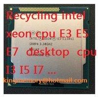 intel xeon server cpu - Recycling bulk DESKTOP cpu I3 I5 I7