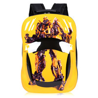 Wholesale The factory direct sale spot inch bag shell children cartoon kindergarten children small yellow people backpack Backpack