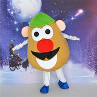 Wholesale Hot buzz lightyear mr potato Mascot Costume Adult size for Kids cartoon character costumes outfits
