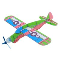 Wholesale 3D G3 Foam Airplanes Sky Raider Glider Flying Child Children Kids Boy Cool Toy