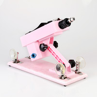Wholesale Pro Cannon Machine Golden Gun Female Masturbation Machine With Dildo Power Sweetheart Sex Toy Adult Toys