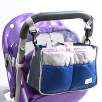 Wholesale Baby Stroller Hanging Storage Diaper Bag Baby Car Bottle Nappy Bags By Hook Organizer Bag Accessories