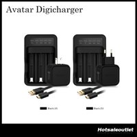 avatar kit - Authentic Avatar Intelligent Battery DigiCharger Kits Compatible with and Small Capacity Batteries Original