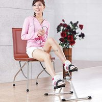 Wholesale Mini Exercise Bike Pedal Exerciser Indoor Cycle Fitness Equipment Small Trainer
