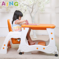 Wholesale Aing love the sound of split highchairs multifunctional baby chair baby table chair desk chair five in one variable