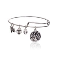 antique silver prices - Multi style antique silver plated alex and ani bracelets bangle for women cheap price factory directly