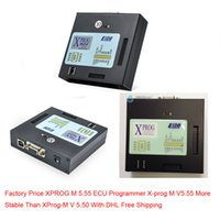 Wholesale Factory Price XPROG M ECU Programmer X prog M V5 More Stable Than XProg M V With DHL