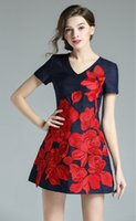 audrey hepburn prom dress - 2016 New Audrey Hepburn Style s s Vintage Women Casual Dresses Inspired Rockabilly Swing Evening Party Dresses for Women Plus Size