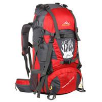 baseball equipment bags backpacks - 2016 New Waterproof Backpack Large capacity Muti function Hiking Backpack Outdoor Bags for Man Travel Bag Camping Equipment