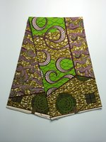 african print clothing - High quality color printing Dutch cotton wax wax good African super wax clothing yards PC
