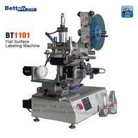 automatic dispensor - BT1101 High Precision Flat surface automatic Labeling Machine medicine flat Hexagon bottle labeler label dispensor