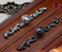 antique brass cabinet hardware - Antique Furniture Hardware Knob Wardrobe Cabinets Drawer Door Handle and Knobs