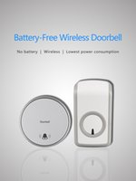 Wholesale Hot sale Simplelink smart home product wireless doorbell with no battery