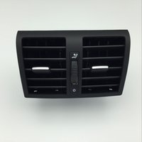 Wholesale OEM for VW Touran Caddy Black Car Rear Air Outlet Vent Nozzles TD A lt no tracking