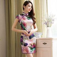 Wholesale Silk modified Fashion China style