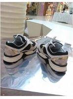 Wholesale Fashion luxury Women Casual Genuine Leather Design women cc casual shoes