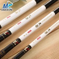 Wholesale JIADIAONI Carbon Fiber Taiwan Fishing Rod Set M Telescopic Carp Cane Fish Rods Pod Combo With Accessories Olta Seti