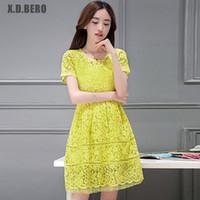 Желтые платья с длинным рукавом фото