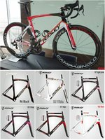 Wholesale Good quality Made in China DIY carbon Complete bike with PF30 BB30 BB68 T1000 RiDLEY carbon bike frameset mm carbon wheelset
