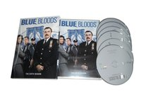 Wholesale New Released DVD Rookie Blue Season DVD sixth season US version Hotselling Movies DHL shipping