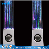 Cheap Fashion Dancing Water Speaker Best Colorful Music Audio Active Portable Min