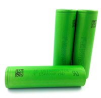 battery singapore - Authentic Made in Singapore Sony battery VTC5 mah V discharge current Amp high power WH