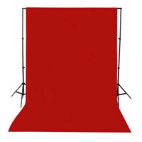Wholesale New x3m x10ft Non Woven Fabric Photo Photography Backdrop Background Cloth Red