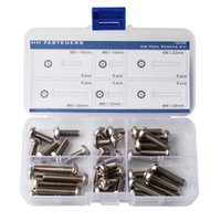 Wholesale M6 Pin In Torx Security Screws Assortment Kit Stainless Steel Thread Dia mm