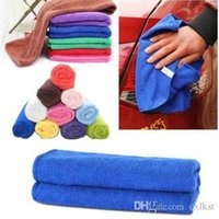 Wholesale 30X Multi function Soft Microfiber Towel Washing Cloth For Car Cleaning Household x70cm Brand New Good Quality