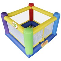 Wholesale Hot Sale Mini Residential Inflatable Bounce Ball Pool For Kids