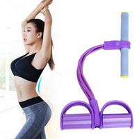 Wholesale Fitness Bands Sit ups fitness equipment Pull rope Yoga Resistance Bands Foot Rally Rope pull rope pull rope for choose