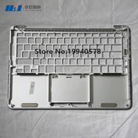 Wholesale New Original UK Topcase palmrest For Mac Pro retina A1425 UK Version NO keyboard NO touchpad