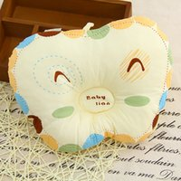 Wholesale 2016 Hot butterfly shaped pillow newborn infant baby cotton stereotypes pillow color optional baby products